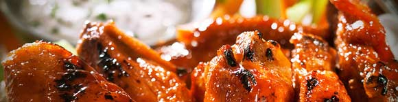 molly blooms london menu chicken wings