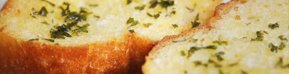 molly blooms london garlic bread
